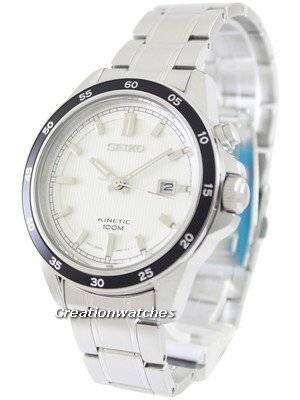 Seiko Kinetic 100M SKA639P1 SKA639P Men's Watch
