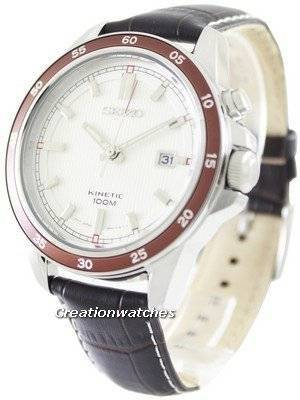 Seiko Kinetic 100M SKA645P1 SKA645P Men's Watch