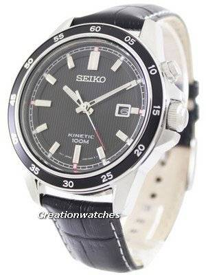 Seiko Kinetic 100M SKA647 SKA647P1 SKA647P Men's Watch