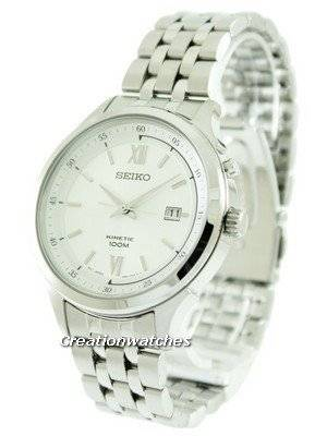 Seiko Kinetic SKA653 SKA653P1 SKA653P Men's Watch