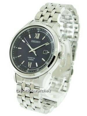Seiko Kinetic SKA655 SKA655P1 SKA655P Men's Watch