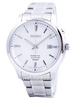 Seiko Kinetic Sapphire 100M SKA739 SKA739P1 SKA739P Men's Watch
