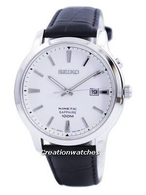 Seiko Kinetic Sapphire 100M SKA743 SKA743P1 SKA743P Men's Watch