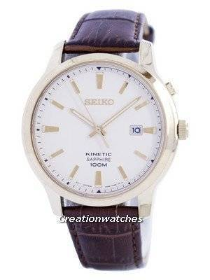 Seiko Kinetic Sapphire SKA744 SKA744P1 SKA744P Men's Watch