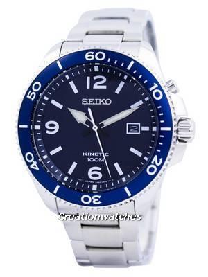 Seiko Kinetic 100M SKA745 SKA745P1 SKA745P Men's Watch