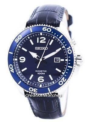 Seiko Kinetic Sports SKA745P2 Men's Watch