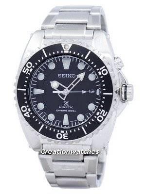 Seiko Prospex Kinetic Diver\'s 200M SKA761 SKA761P1 SKA761P Men\'s Watch