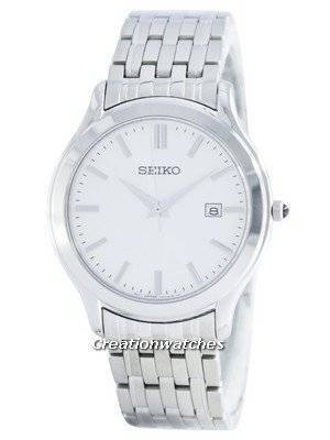 Seiko Quartz Analog SKK703 SKK703P1 SKK703P Men's Watch
