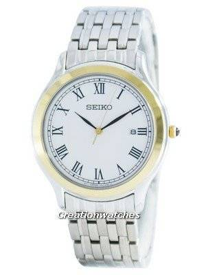 Seiko Quartz Analog SKK706 SKK706P1 SKK706P Men's Watch
