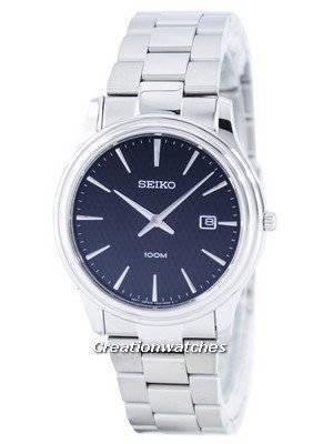 Seiko Quartz Analog SKP343 SKP343P1 SKP343P Men's Watch