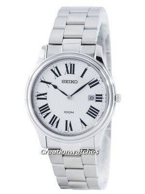 Seiko Quartz Analog SKP345 SKP345P1 SKP345P Men's Watch