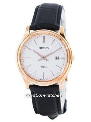 Seiko Quartz Analog SKP352 SKP352P1 SKP352P Men's Watch