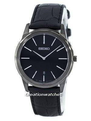 Seiko Quartz Analog SKP375 SKP375P1 SKP375P Men's Watch