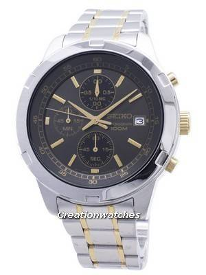 Seiko Chronograph SKS425 SKS425P1 SKS425P Men's Watch
