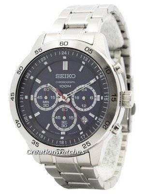 Seiko Neo Sports Chronograph SKS517 SKS517P1 SKS517P Men's Watch