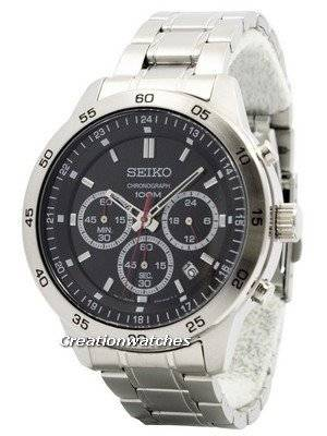 Seiko Neo Sports Chronograph SKS519 SKS519P1 SKS519P Men's Watch