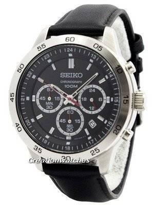 Seiko Neo Sports Chronograph SKS519P2 Men's Watch