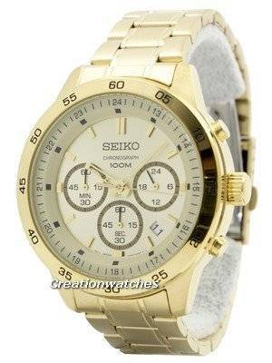 Seiko Neo Sports Chronograph SKS526 SKS526P1 SKS526P Men's Watch