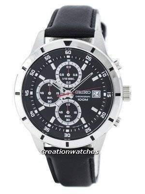 Seiko Quartz Chronograph SKS571 SKS571P1 SKS571P Men's Watch