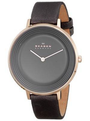Skagen Ditte Quartz Grey Dial SKW2216 Women's Watch