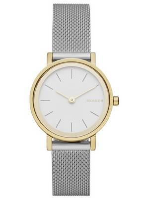 Skagen Hald Steel Mesh Quartz SKW2445 Women's Watch