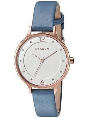 Skagen Anita Crystal Accented Quartz SKW2497 Women's Watch
