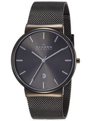 Skagen Ancher Quartz Steel Mesh Strap SKW6108 Men's Watch