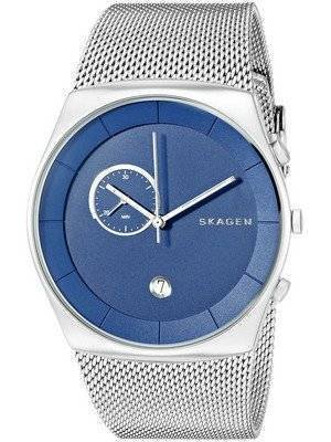 Skagen Havene Chronograph Mesh SKW6185 Men's Watch
