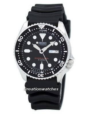 Seiko Automatic Diver\'s Japan Made SKX007 SKX007J1 SKX007J 200M Men\'s Watch