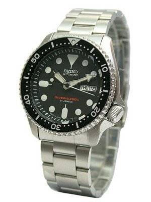 Seiko Automatic Divers 200m Oyster Bracelet Japan Made SKX007J4