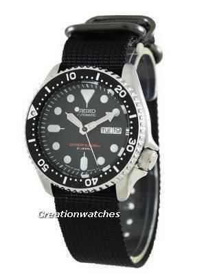 Seiko Automatic Divers 200M SKX007J8-NyB
