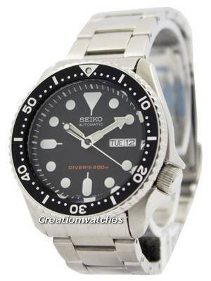 Seiko Automatic Diver's 200M Oyster Strap SKX007K3-Oys Men's Watch