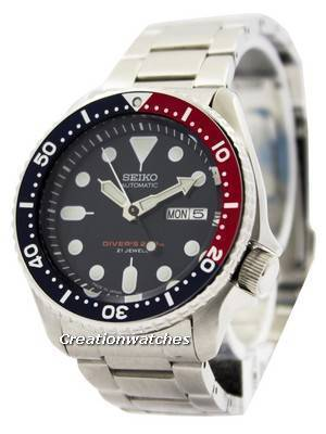 Seiko Automatic Diver 200m Japan SKX009J3-Oys Men's Watch