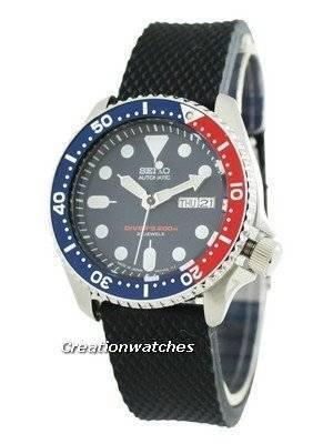 Seiko Automatic Divers 200M SKX009J5-Sil