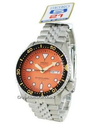 Seiko Automatic Diver 200m Japan SKX011J2-Jub Watch