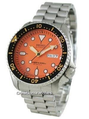 Seiko Automatic Diver 200m Japan SKX011J7-Pres SKX011J SKX011 Watch