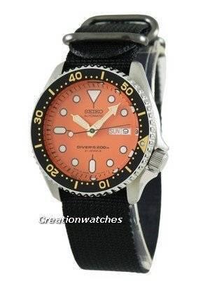 Seiko Automatic Divers 200M SKX011J8-NyB