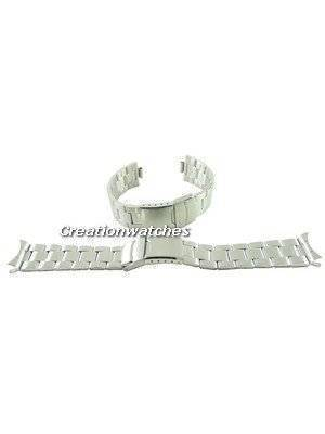 Seiko 22mm Oyster Strap For SKX007, SKX009, SKX011