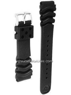 Original Seiko Rubber strap for Seiko SKX779K, SKX781K, SKX013K