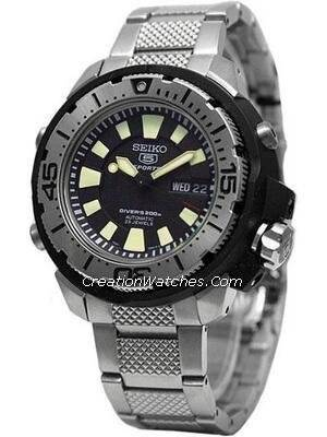 Seiko Diver's 23 Jewels Automatic 200m SKZ247K1 SKZ247K SKZ247