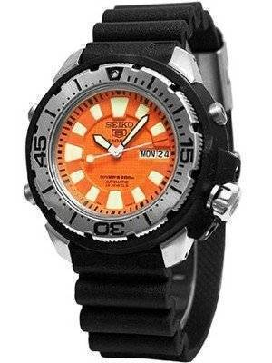 Seiko Automatic Sports Scuba Dive SKZ249K1 SKZ249K SKZ249 Men's Watch