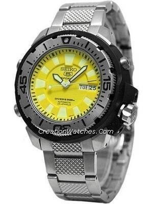 Seiko Diver's 23 Jewels Automatic 200m SKZ251K1 SKZ251K SKZ251