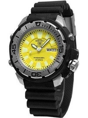 Seiko 5 Sports Diver's Automatic Watch SKZ251K2 SKZ251K SKZ251