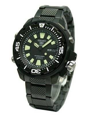 Seiko Automatic Sports Diver SKZ255K1 SKZ255K SKZ255 Men's Watch
