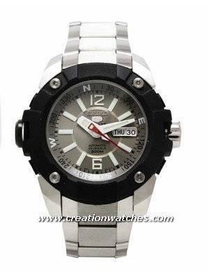 Seiko 5 Scuba Diver 200M Watch SKZ259K1 SKZ259K SKZ259