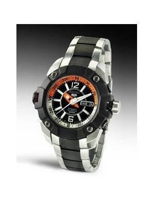 Seiko 5 Sports Diver's Automatic Watch SKZ265K1 SKZ265K SKZ265