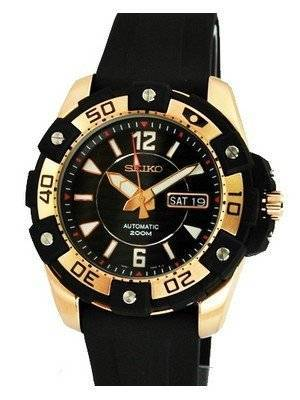 Seiko Automatic Diver SKZ274K1 SKZ274K SKZ274 Men's Sports Watch