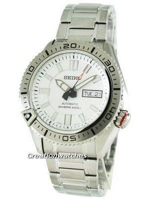 Seiko Automatic Divers SKZ323 SKZ323J1 SKZ323J Men's Watch
