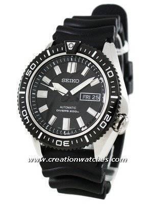 Seiko Diver's 200M Automatic SKZ327K1 SKZ327 SKZ327K Men's Watch