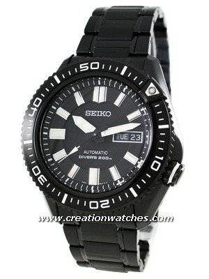 Seiko Diver's 200M Automatic SKZ329K1 SKZ329 SKZ329K Men's Watch